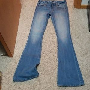 American Eagle Flare Jeans